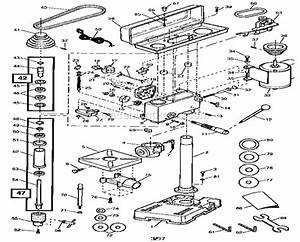Craftsman 14921331 Parts List And Diagram