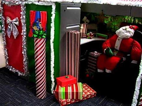 christmas cube decorating contest santas workshop youtube