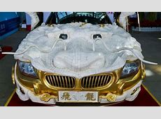 This BMW Z4 'dragon' might be the ugliest car in the world