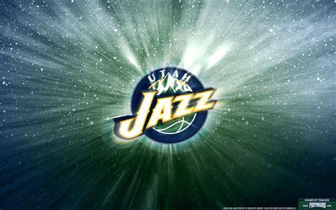 utah jazz logo wallpaper posterizes nba wallpapers