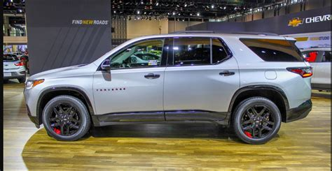 2019 Chevrolet Traverse Redline Edition Price 2018