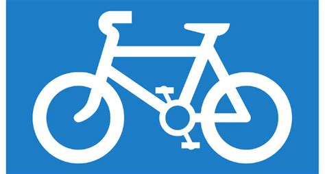 Bicycle Road Signs And Meanings
