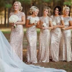 sequin dress bridesmaid chagne sequin bridesmaid dresses naf dresses
