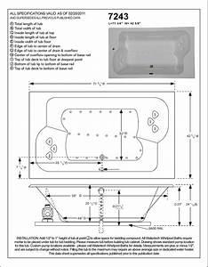 Air Bath Installation Guide  6 Jet 80 Mm Diy Whirlpool