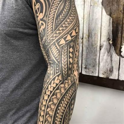 Tattoo Tribal Tattoos Seth Sleeve Reynolds