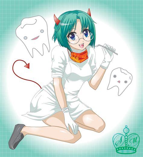 Devil Dentist By Suppichan On Deviantart