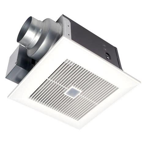 panasonic bathroom exhaust fans home depot panasonic whispersense 80 cfm ceiling humidity and motion