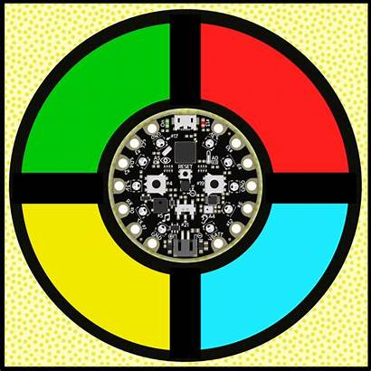 Simon Circuit Playground Simple Adafruit Learning Projects