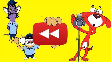 Rat-a-tat |'youtube Rewind 2017 Cartoons Mashup'| Chotoonz