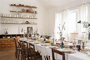 Vintage Deko Wohnzimmer : herbstliche tischdeko leelah loves ~ Markanthonyermac.com Haus und Dekorationen