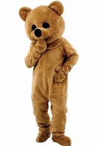 Gros Nounours En Peluche : mascotte peluche ours deguisement adulte mascottes animaux le ~ Teatrodelosmanantiales.com Idées de Décoration