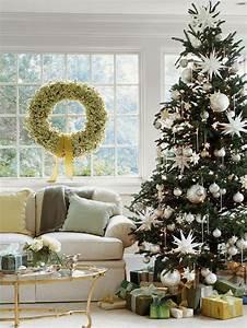 Weihnachtsbaum Schmücken Anleitung : weihnachtsbaum schm cken 40 einmalige bilder zum fest ~ Watch28wear.com Haus und Dekorationen