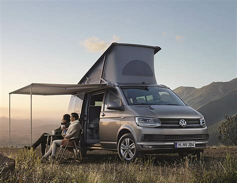 2016 Vw California Camper Van At Werd.com