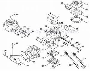Stihl Ms 461 Parts Diagram