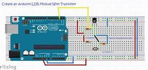 Create An Arduino Ldr Module With Transistor