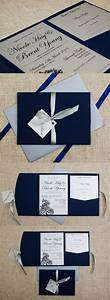 the 25 best navy and silver wedding invitations ideas on With navy and silver wedding invitations uk