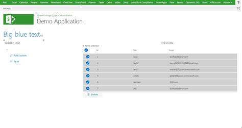 using office ui fabric react with sharepoint hosted app