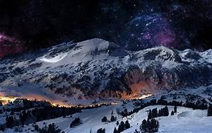Free Mountain And Winter Wallpapers HD