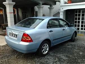 Used Toyota Corolla Nze 04