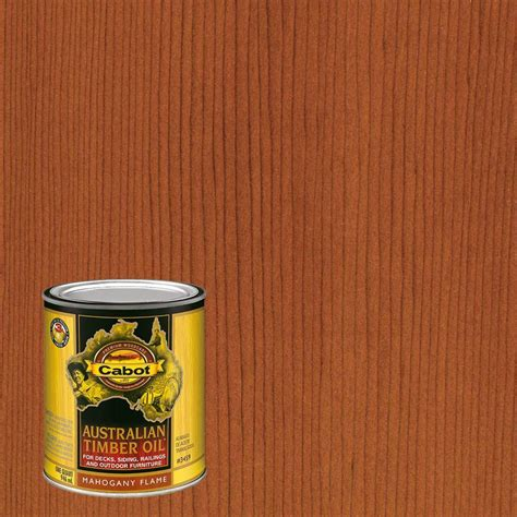 Cabot Deck Stain Home Depot
