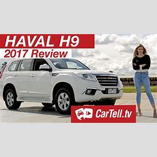 Haval H9 2017  Review  Youtube