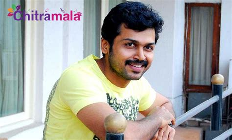 Karthi To Lose Weight For His Next