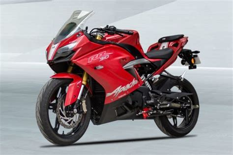 Tvs Apache Rr 310 Image by Tvs Apache Rr 310 Akula 310 Expected Price