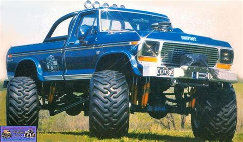 original bigfoot monster some monster fun ford truck enthusiasts forums