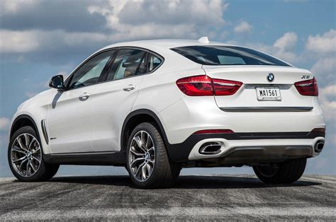 2015 Bmw X6 Xdrive50i First Drive