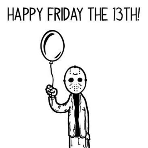friday 13th clipart happy friday the 13th living like mabel