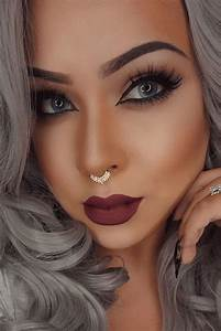 15 winter themed makeup looks ideas 2018 modern