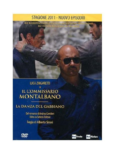 La Danza Gabbiano Commissario Montalbano Il La Danza Gabbiano Dvd It