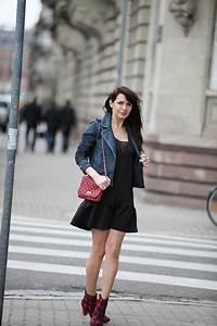 Bottines Avec Robe : quels accessoires combiner avec sa robe noire blog officiel de ~ Carolinahurricanesstore.com Idées de Décoration