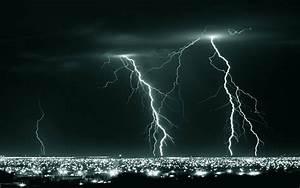 Lightning Storm Wallpapers - Wallpaper Cave