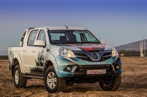 Foton Tunland 28 Double Cab 4x4 Luxury (2016) Review