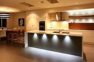 Lighting tips tricks for your kitchen dan the sparky for Kitchen under bench lighting