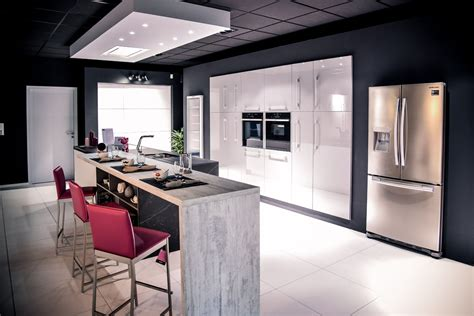 cuisiniste vendee nos projets de cuisine moderne cuisiniste inovconception