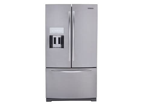 Kitchenaid Refrigerator Reliability by Kitchenaid Kfiv29pcms Refrigerator Consumer Reports