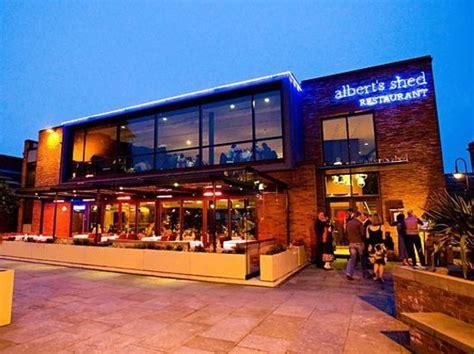 albert s shed manchester restaurant reviews phone