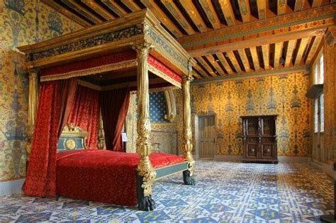 chambre de commerce blois chambre du roi château royal de blois picture of