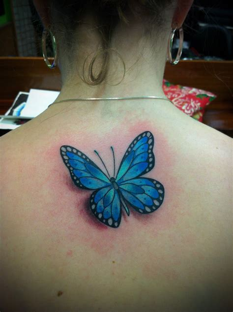 45 Of The Most Beautiful Butterfly Tattoos Inkdoneright