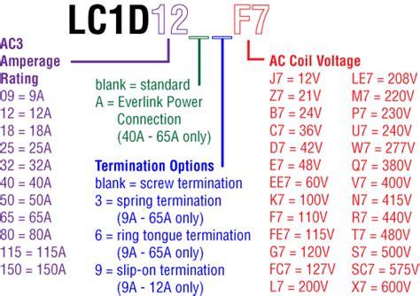 schneider electric  reversing ac contactors