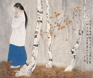He Jiaying, Contemporary Chinese artist ~ Blog of an Art ...