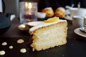 Limoncello Cake Recipe With Mascarpone Frosting