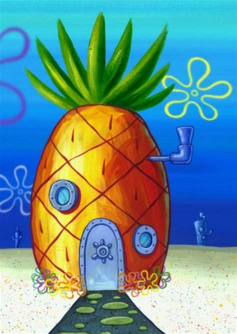 S House Spongebob by Spongebob S Pineapple House In Season 6 4