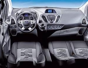 Ford Transit Custom 6 Places : le nouveau ford transit custom styl et volumineux v hicules ~ Dallasstarsshop.com Idées de Décoration