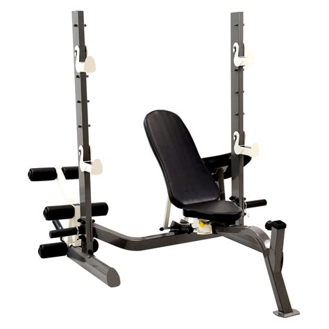 Marcy Folding Olympic Weight Bench  Weight Benches At