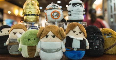 PastaMania's Limited Edition Star Wars Plushies Are So ...