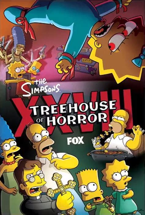 treehouse  horror xxviii simpsons wiki fandom