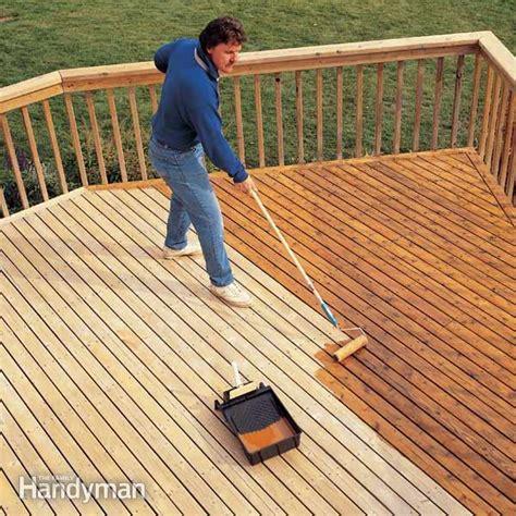 revive  deck  family handyman